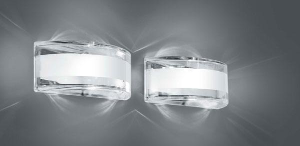 Limburg Oświetlenie Wewnętrzne Lampy ścienne Mirage Design