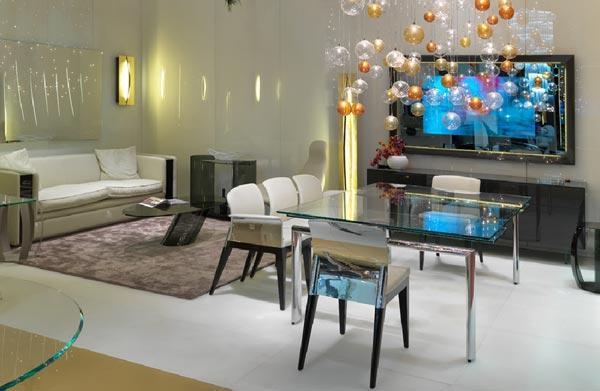 Reflex Angelo Al Salone Del Mobile : Lustra mirage design part