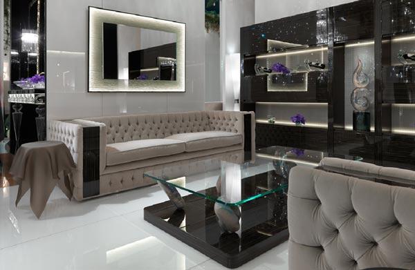 Reflex Angelo Al Salone Del Mobile : Łóżka mirage design